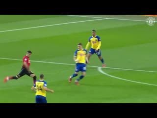 Andreas Pereira wins the Manchester United goal of the season award! MUFCPOTY mufc