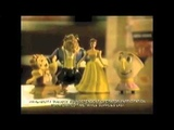 Beauty and the Beast fast food commercials