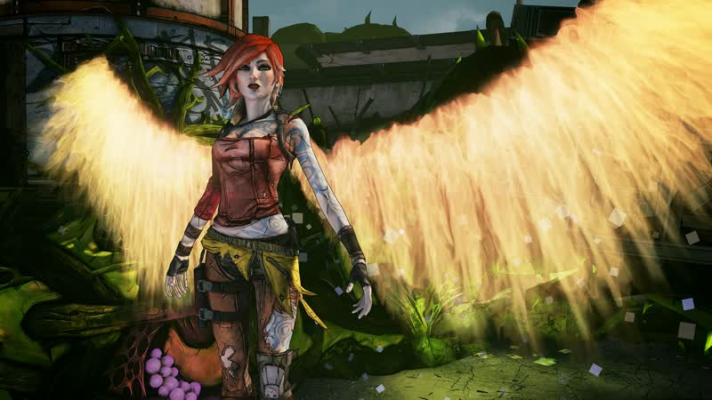 Borderlands 2: Commander Lilith the Fight for Sanctuary