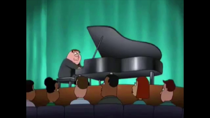 Peter Griffin's sonata
