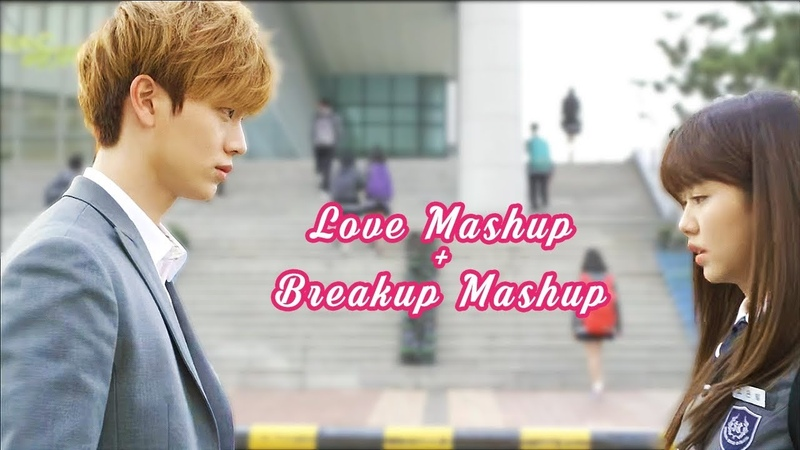 💗 School Love Triangle | School 2015 - Part 2 | Mashup Songs | Korean Hindi Mix | Simmering Senses 💗