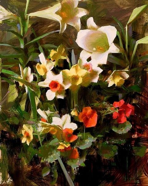 Художник eys Daniel J родился 7 октября 1985 года в Фресно,США, в очень религиозной и благополучной семье
