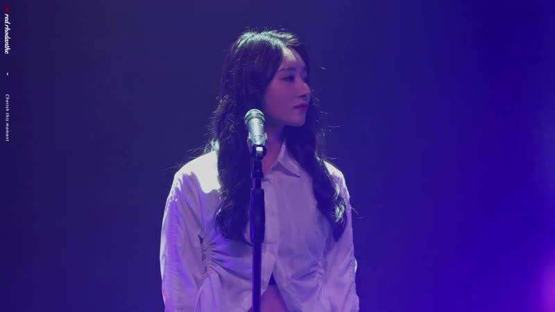 190406: SuA Yoohyeon Attention cover @ 2nd concert in Seoul