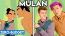 MULAN WITH ZERO BUDGET! (I'll Make A Man Out Of You PARODY)