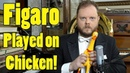 Rossini - Figaro on Chicken - Il Barbiere di Siviglia Largo al factotum