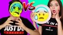Блинный Челлендж PANCAKE ART CHALLENGE / Рисуем блинами Эмодзи / Emoji 🐞 Эльфинка