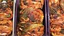 김장김치 맛있게 담그기 배추절이기 김장김치 양념만들기 Korean Kimchi Recipe eng sub ㅣ숙이