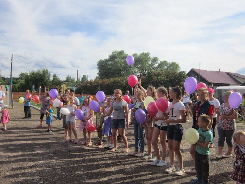 День защиты детей в Копнино