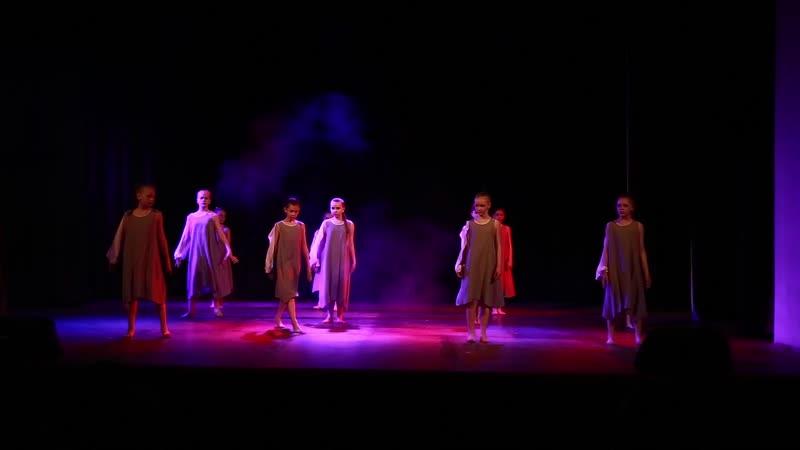 Отчетный концерт Танец Птицы Хореограф Светлана