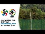 ISSF WC Shotgun, Changwon, KOR. Skeet Men 11.05.19