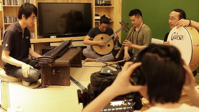 【古琴Guqin箫阮鼓】《权力的游戏》主题曲Game of Thrones:theme song by Chinese musical instruments