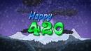 HAPPY 420 My friend анимация