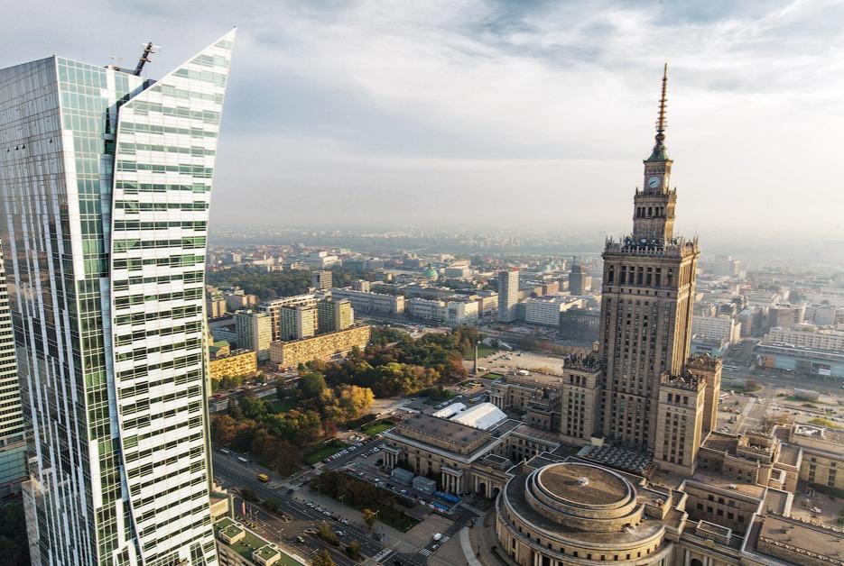 HjEljLsTFdU Варшава - столица Польши.