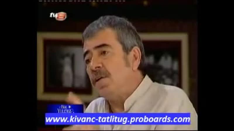"""Kivanc Tatlitug with Selcuk Yontem in _"""" Bir Yildiz Masali _"""" Program"""