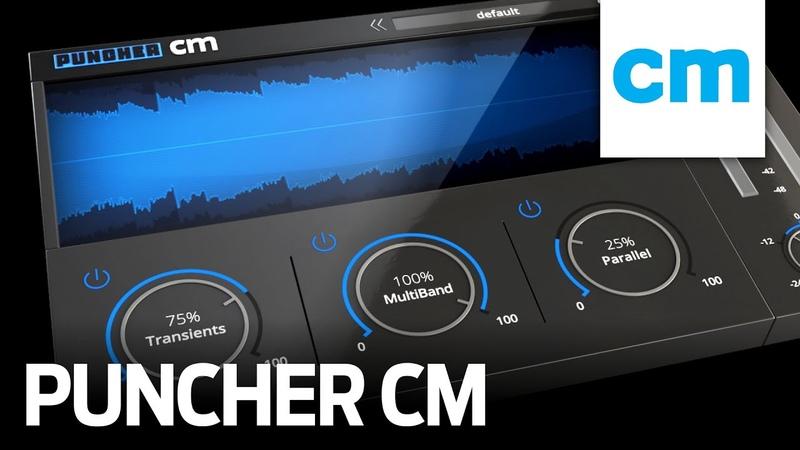 FREE VST/AU Mix Multieffect with CM: WA Production Puncher CM