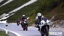 Alps Superbikes meet Mountains Ridezone BMW S1000RR GSX R600 Yamaha R6 · coub коуб