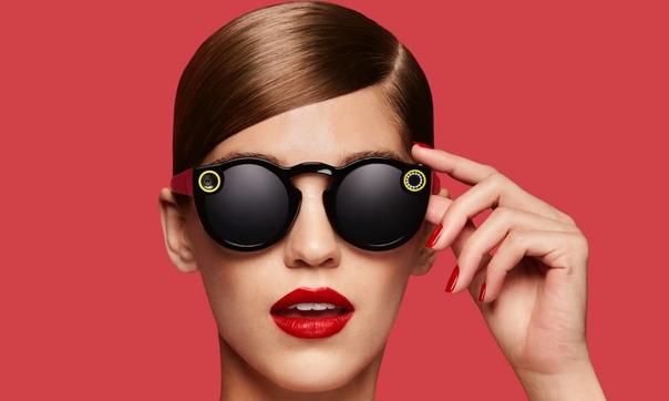 Очки-камеры Snapchat 3 теперь позволят снимать фото и видео в 3D