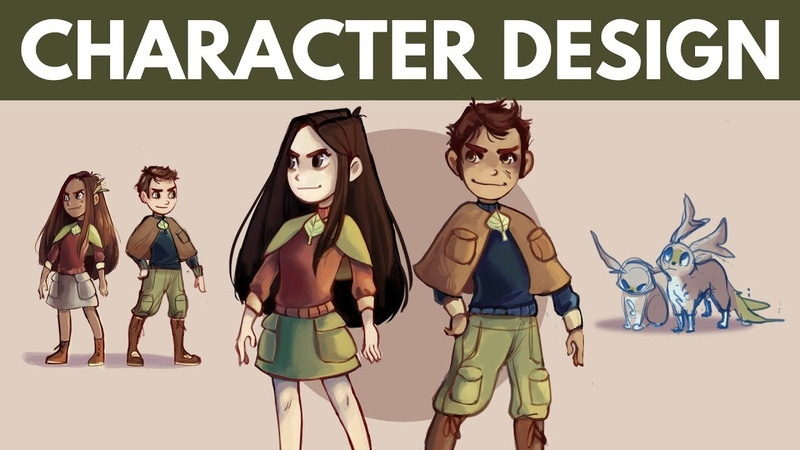 How to Design Characters 6 Tips Tricks