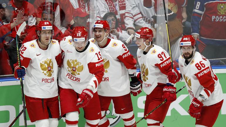 Россия обыграла Швейцарию на ЧМ по хоккею-2019 (Видео)