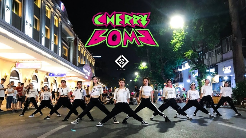 [KPOP IN PUBLIC] Cherry Bomb (NCT 127) - LOONA 11 VER | Dance cover by LOL CREW from VIETNAM