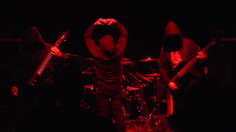 DISILLUMINATION. Performing live in Moscow. Model T club. 19 April 2019.