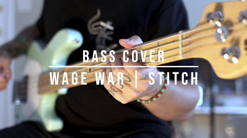 Wage War | Stitch (Bass Cover)