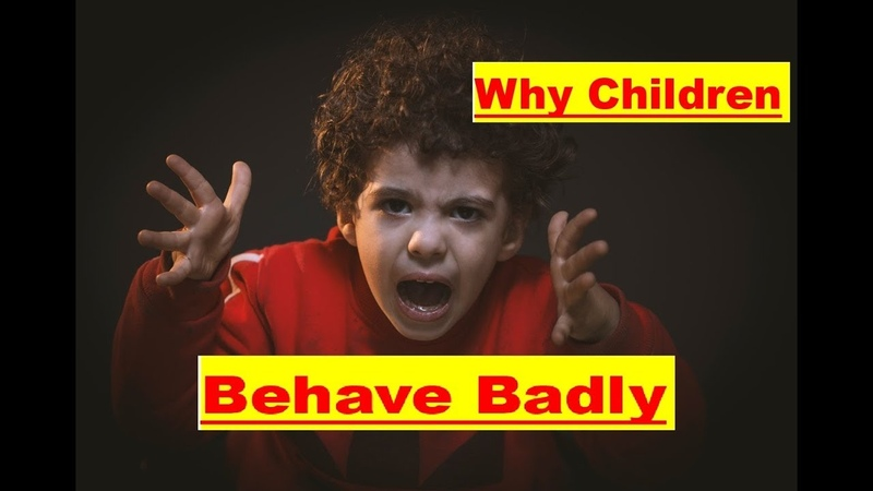 Why Children Behave Badly and Without Respect and Discipline | The Psalmist