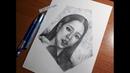 JiSoo kill this love quick drawing by Elena Martynyuk
