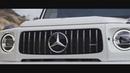 ОБЗОР Mercedes-AMG G 63 2019 Гелендваген V8 biturbo 582hp дядятайм