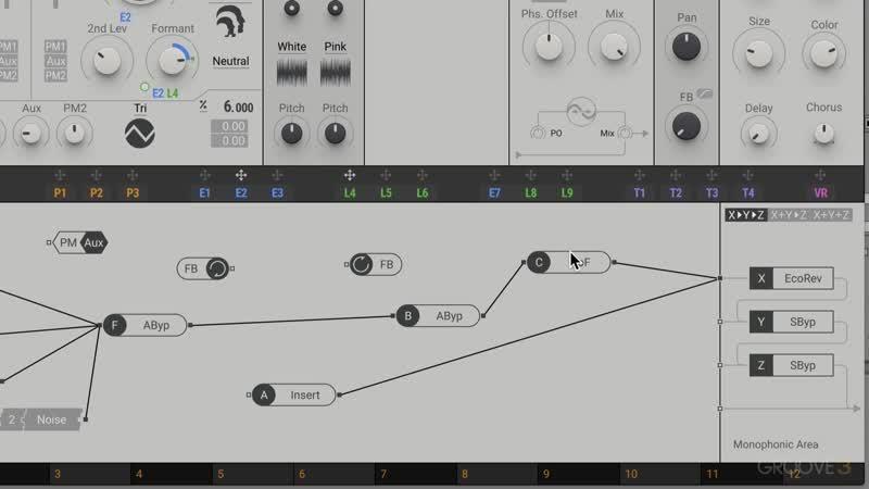 19 Adding a Sub Oscillator