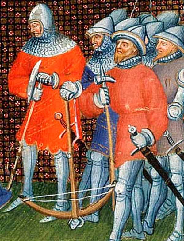 Солдаты Англии