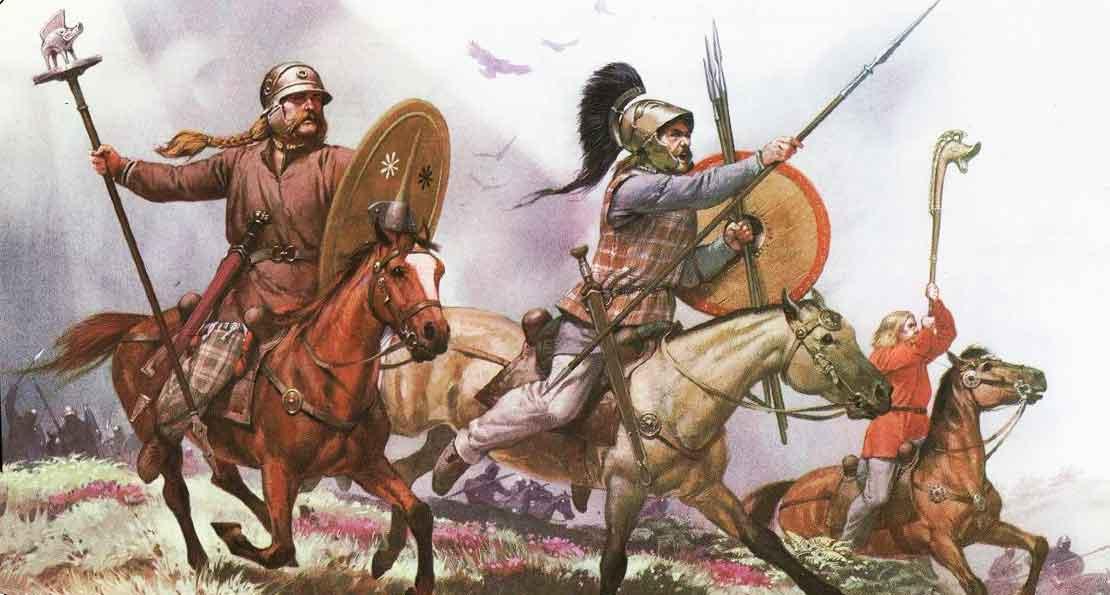 Кавалеристы Рима