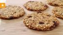 Овсяное печенье от Мармеладной Лисицы Печенье без сахара без муки без яиц