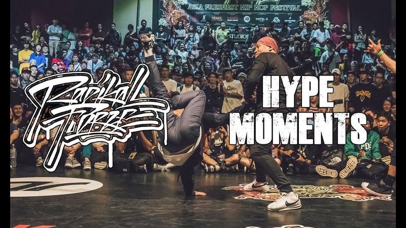 HYPE MOMENTS RADIKAL FORZE JAM 2019