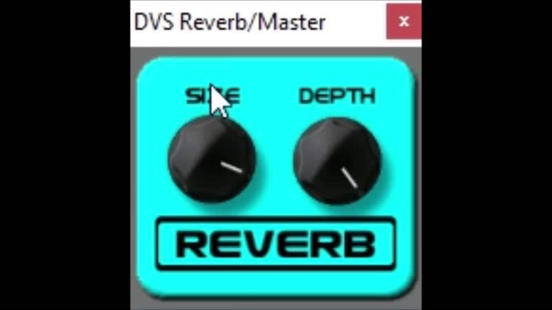 DVS Pocket Plugins Reverb