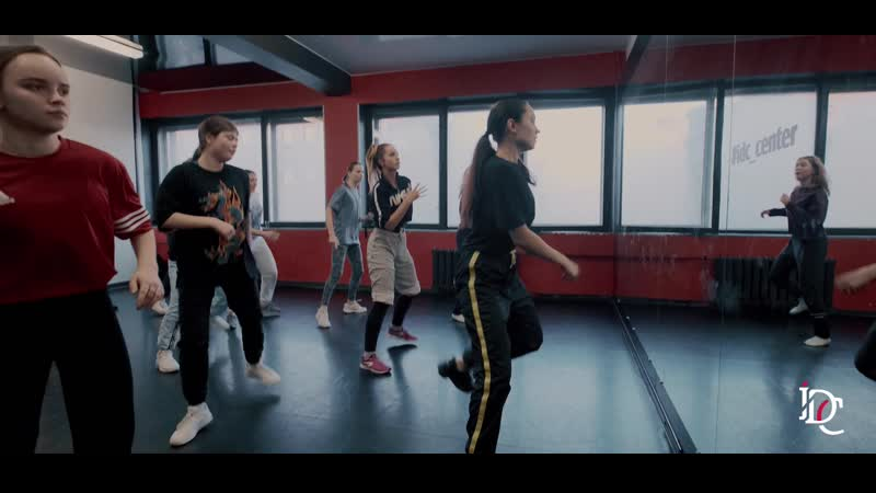Hip-Hop by Ekaterina KHARKOVSKAYA | International Dance Center