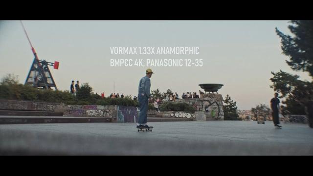 Vormax Bigmetal 1.33x Anamorph /Panasonic 12.35 Pocket 4k