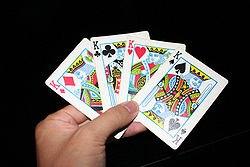 ПРО КАРТЫ Существует 3 версии происхождения карт. 1. Первая китайская, хотя многие до сих пор не хотят в нее верить. Уж слишком непривычны для нас китайские и японские карты и по внешнему виду,