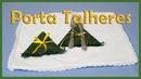 Porta Talheres Decoração de Natal DIY Ideias e Decorações
