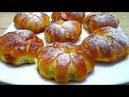 Необычные Булочки Тесто на Кипятке/ Unusual Buns Dough on boiling water