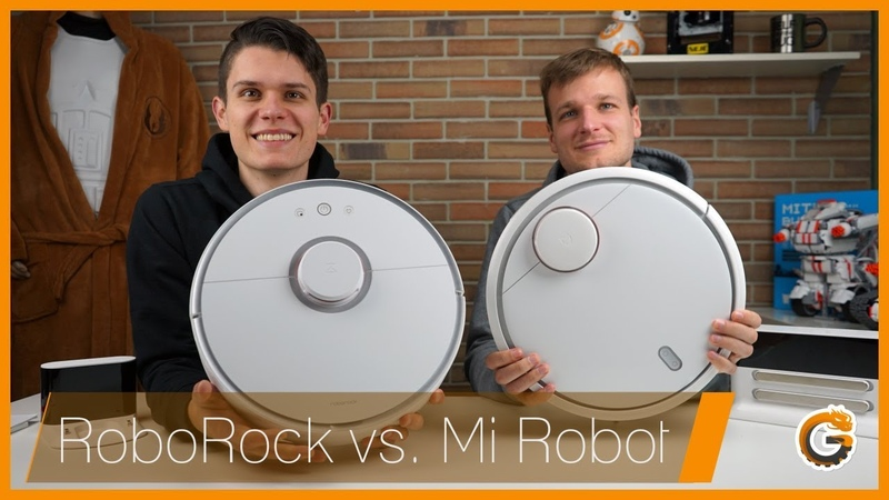 Xiaomi RoboRock vs. Mi Robot: Lohnt sich das Upgrade? 🤖 Ratgeber   China-Gadgets