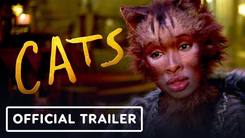 Cats Official Trailer (2019) Ian McKellan, Idris Elba, Taylor Swift - Comic Con 2019