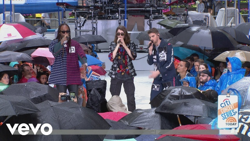 The Chainsmokers - Do You Mean (Live on The Today Show) ft. Ty Dolla $ign, bülow