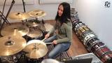 Emmanuelle Caplette: Paradiddles Grooves (Triplet & 16th Notes Pulses)