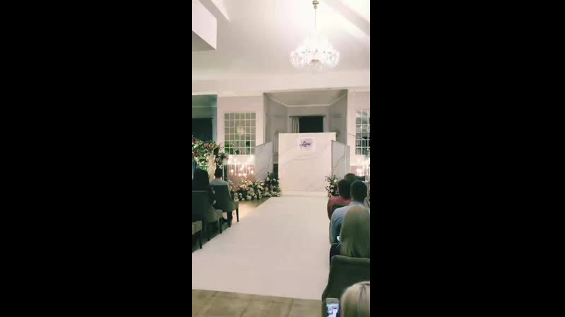Показ свадебных платьев ✨