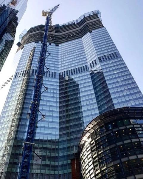 Новый лондонский небоскреб для авантюрных офисных работников