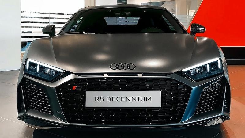 Audi R8 V10 Decennium (2020) - Limited Edition R8