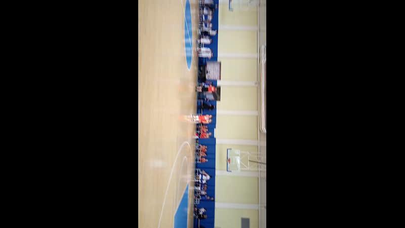 Live: баскетбол в Акватике
