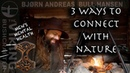 3 Ways to Connect With Nature Men's Mental Health Campfire Lunch