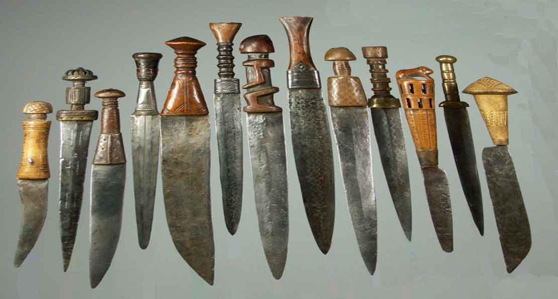 Ножи Востока